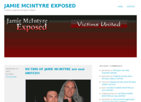 jamiemcintyreexposed.com