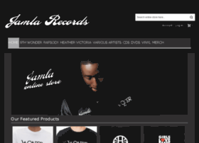 jamlarecords.portmerch.com