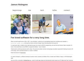 jamonholmgren.com