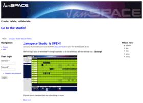 jamspace.com