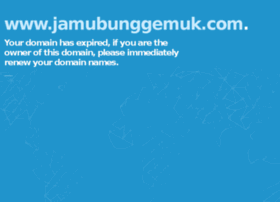 jamubunggemuk.com