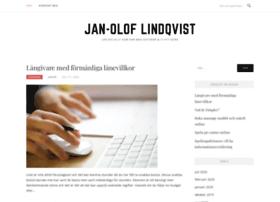 jan-olof-lindqvist.se