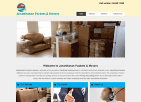 janarthananpackersandmovers.in