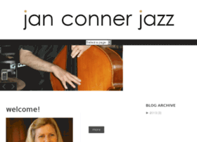 janconnerjazz.com