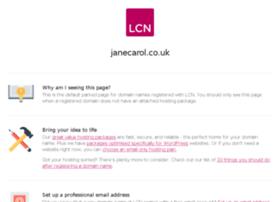 janecarol.co.uk