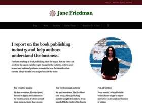 janefriedman.com