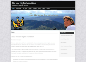 janehigdonfoundation.com