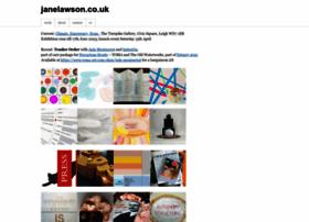 janelawson.co.uk