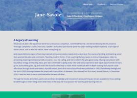 janesavoie.com