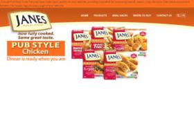 janesfamilyfoods.com