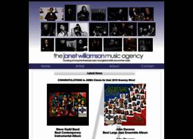 janetwilliamsonmusicagency.com