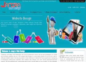jangrawebdesign.in