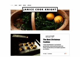 janicecookknight.com