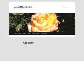 janicembaird.com