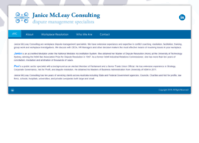 janicemcleayconsulting.com.au