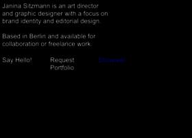 janinasitzmann.com
