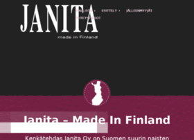 janita.fi