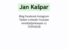 jankaspar.cz