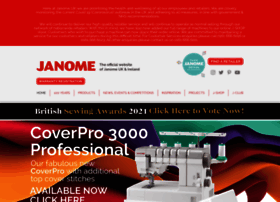janome.co.uk