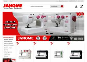 janome.com.tr