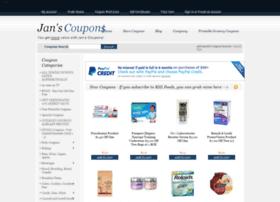 Janscoupons.com