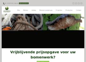 jansenbosbouw.nl