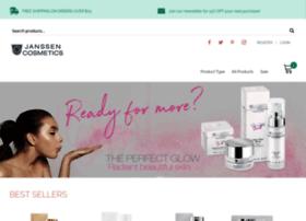 janssen-cosmetics.com