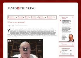 janusthinking.com