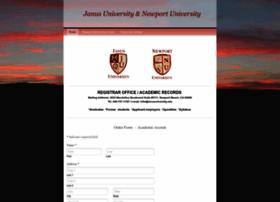 janusuniversity.edu