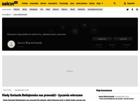 januszwojciechowski.salon24.pl