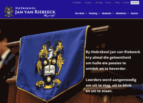 janvanriebeeck.co.za