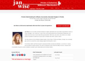 janwisematchmaker.com