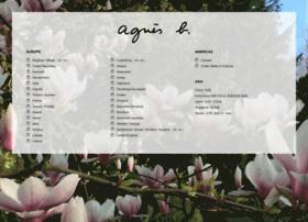 japan.agnesb.com