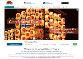 japandeluxetour.com