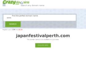 japanfestivalperth.com