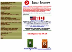 japanincense.com