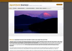 Japanquestjourneys.com