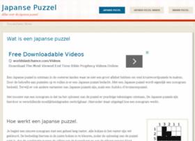 japanse-puzzel.nl