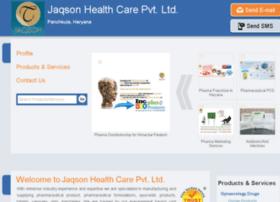 jaqsonhealthcare.com
