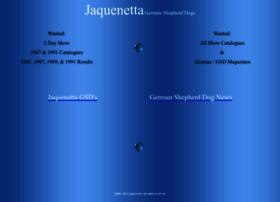 jaquenetta.com