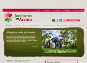 jardinerosenaccion.es