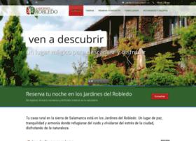 jardinesdelrobledo.com