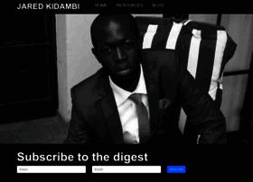 jaredkidambi.com