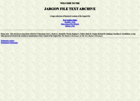 jargon-file.org