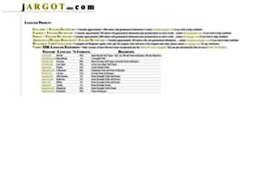 jargot.com