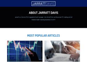 jarrattdavis.com