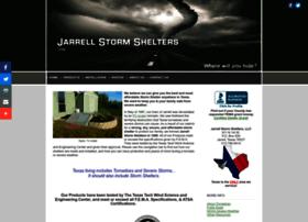 jarrellstormshelters.com