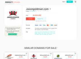 jasongoldman.com