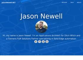jasonnewell.net