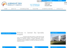 jaswantraihospital.com